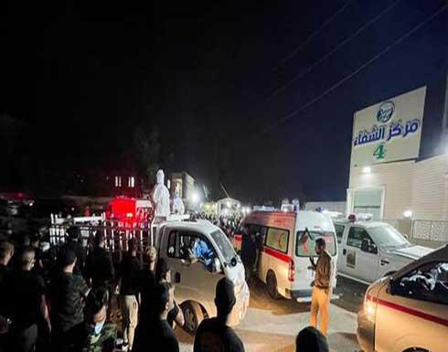 العراق.. مقتل قائد في الحشد الشعبي بانفجار جنوب بغداد