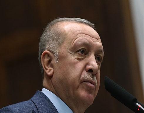 أردوغان يكشف: قتلى أتراك سقطوا في ليبيا ورددنا على حفتر