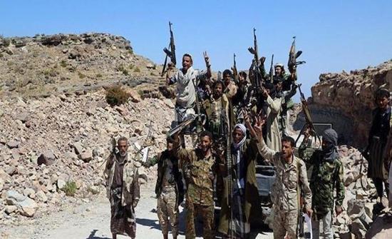 اليمن.. إنزال جوي جديد للتحالف دعماً لقبائل حجور