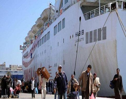 مصر تغلق ميناءي الإسكندرية والدخيلة