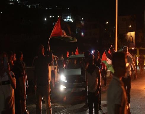"""شاهد : """"انتفاضة الأسرى"""".. إسرائيل تصيب عشرات الفلسطينيين بالضفة والقدس"""