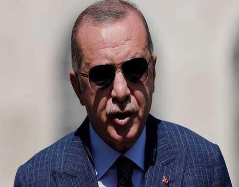 """""""شرحت كل شيء لبايدن"""".. أردوغان يؤكد عزمه مواصلة شراء صواريخ """"إس-400"""" الروسية"""