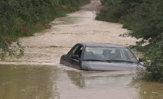 وفاة طفلة جرفتها مياه الامطار في مادبا