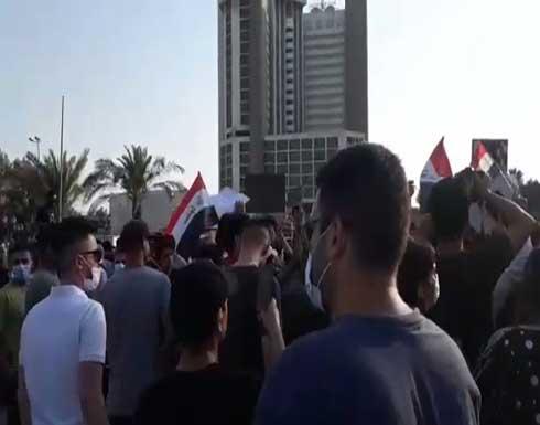 تظاهرات في بغداد لمنع الإفلات من العقاب .. بالفيديو