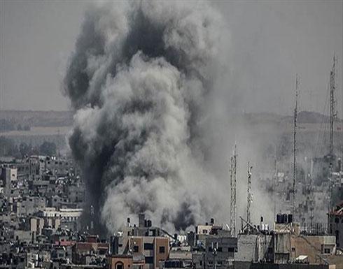 تدمير 130 وحدة سكنية بشكل كامل خلال العدوان على غزة (بيان)