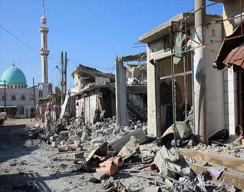"""قتيلان في قصف للنظام السوري على """"خفض التصعيد"""" بإدلب"""