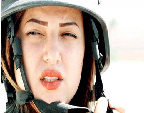 صحافية حربية كردية تتحدى الصور النمطية من خط النار