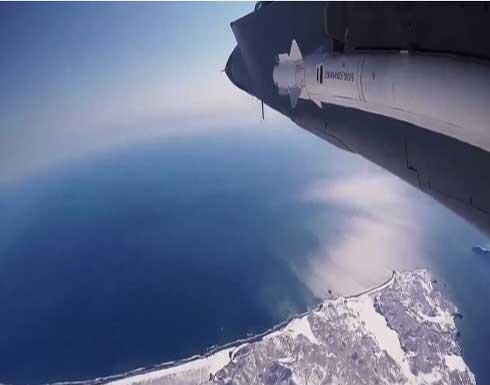 شاهد : معركة جوية بمشاركة ميغ-31 الروسية فوق المحيط الهادئ