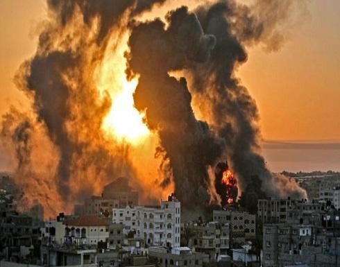 باريس تطلب تدخلا أمريكيا لوقف التصعيد الفلسطيني الإسرائيلي