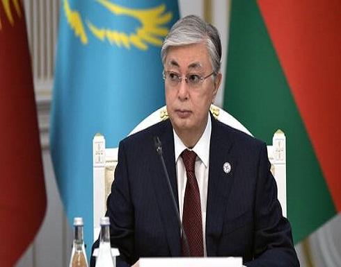 الإعلان عن إصابة رئيس كازاخستان بكورونا
