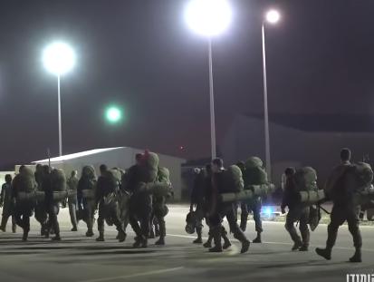 شاهد .. تدريبات الجيش الاسرائيلي استعدادا لحرب قادمة