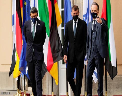 لقاء برلين.. دعوة إماراتية إسرائيلية لتعزيز السلام