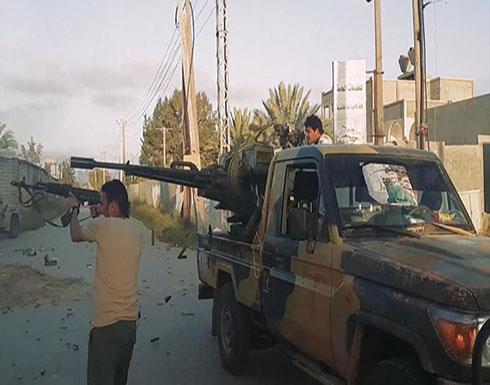 بسبب العنف.. نقل 325 لاجئا من مركز احتجاز في طرابلس