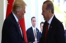 """أردوغان وترامب يتفقان على """"ضمان تنسيق فعال أكثر في سوريا"""""""