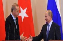 الخارجية التركية: أردوغان ناشد بوتين التدخل للمساعدة في وقف تقدم الجيش السوري