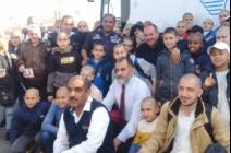الاردن .. تسهيلات وإعفاء من الرسوم لـ120 معتمراً فلسطينياً من ذوي الإعاقة