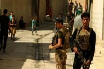 قلق على مصير مدنيين محاصرين بالموصل