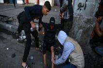 شاهد : توافد المتظاهرين إلى بغداد.. واشتباكات في الخلاني