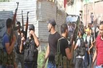 اشتباكات عنيفة داخل مخيم عين الحلوة في لبنان (فيديو)