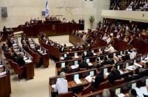 """""""مشروع قانون"""" إسرائيلي لضم منطقة بحرية متنازع حولها مع لبنان"""