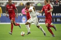 ريال مدريد يعلن إصابة هازارد