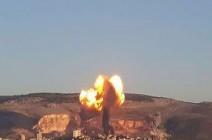 11 قتيلاً  بانفجارين متزامنين في عفرين