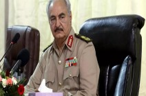 """ليبيا: حفتر يعلن عن استئناف إنتاج وتصدير النفط """""""