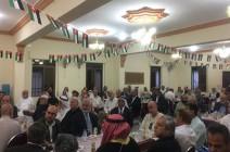 بالصور ..  العضايلة في حفل إفطار الرصيفة : يجب تمتين الجبهة الداخلية   لمواجهة التحديات التي يتعرض لها الأردن