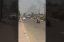 فيديو : احتجاجات العراق.. اشتباكات في البصرة بعد مقتل متظاهر