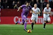 فيديو: إشبيلية يثأر من ريال مدريد بثنائية وينتزع الوصافة من برشلونة
