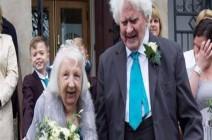 زواج بعد أربعين عاماً..!!