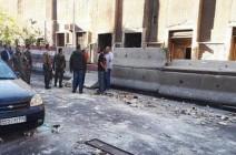 انفجار يستهدف نقطة عسكرية بمحيط دمشق