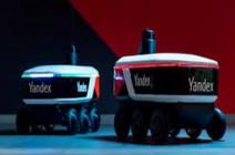 فيديو : شركة روسية تنتج روبوتات لتوصيل البضائع إلى المنازل