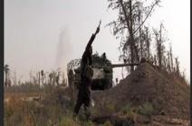 تنظيم الدولة يهاجم بدير الزور والنظام يقصف وادي بردى