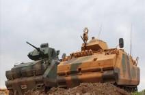"""تحرير قريتين جديدتين شمالي عفرين ضمن عملية """"غصن الزيتون"""""""