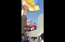 ثوار العراق وجدوا  طلبات توظيفهم في الزبالة