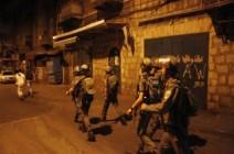 المستوطنون يهاجمون قرى شرق رام الله