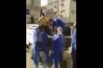 شاهد : كارثة ببورسعيد .. متوفى بكورونا يُنقل بعربة مكشوفة!