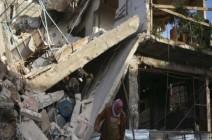 واشنطن: تدمير ممنهج للغوطة وتجويع للمدنيين