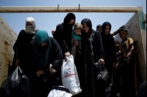 نزوح 700 ألف عراقي من غرب الموصل