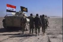 معارك بين الحشد وتنظيم الدولة على الحدود السورية