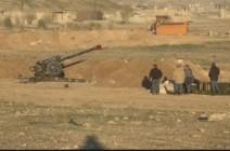 تفجير ببغداد ومقتل أميركي بالرمادي ومعارك بالموصل