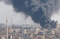 النظام يشن عشرات الغارات الجوية على مناطق بإدلب وحلب