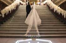شاهد حفل زفاف حفيدة نائب الرئيس السوري السابق عبد الحليم خدام يغضب السوريين