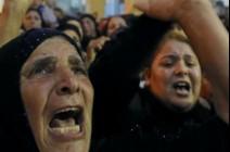 مصريون يحمّلون السيسي مسؤولية جريمة المنيا