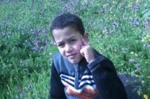 """والد المفقود """" ورد """" على امل لقاء نجله في مصر .. الصورة المتداولة للطفل"""