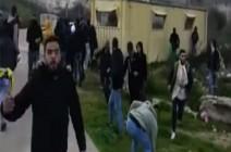 بالفيديو : مقتل شاب فلسطيني بنيران الجيش الإسرائيلي في الضفة الغربية