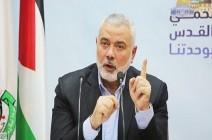 هنية : نرفض الوطن البديل ولن يكون حل الدولة الفلسطينية على حساب الأردن