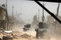 احتدام المعارك بأحياء الشمال الغربي للموصل