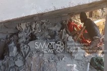 """بالفيديو : مقتل 10 مدنيين في القصف المتواصل للنظام السوري وروسيا على """"خفض التصعيد"""""""